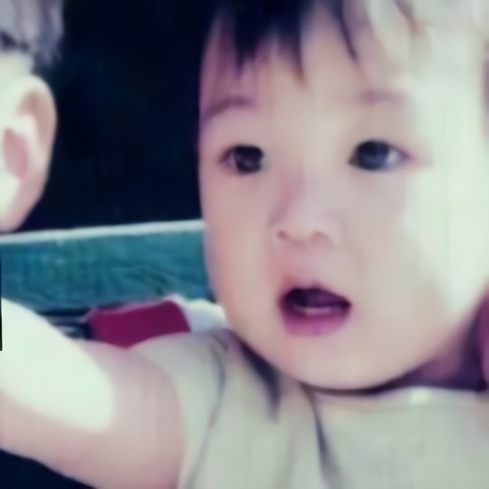 jungkook as a baby