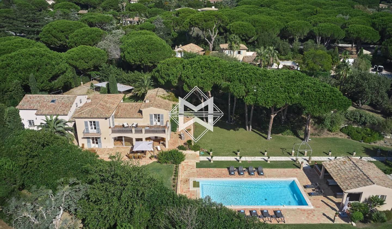 Maison avec piscine Saint-Tropez