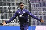 Spits wil meer speelminuten en kan nog vertrekken bij Anderlecht