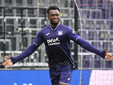OFFICIEL: Dimata quitte Anderlecht