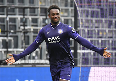 """Landry Dimata prêt à partir? """"S'il n'y a pas la possibilité de jouer à Anderlecht..."""""""
