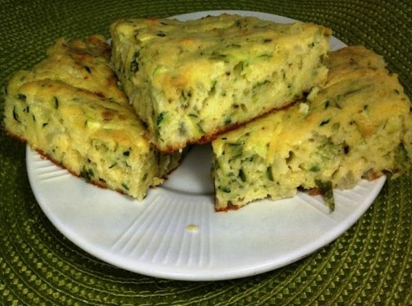 Zucchini And Bisquick Squares Recipe