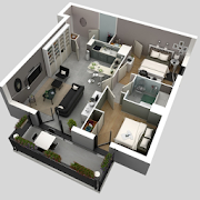 3d interior design Apps on Google Play