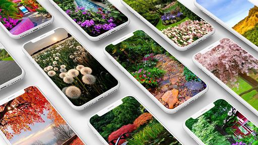 Garden Wallpaper 1.1 screenshots 1