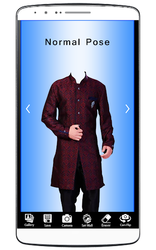 Indian Men Traditional Dress