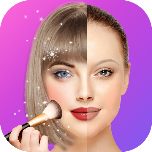 Selfie Makeover - Photo Editor & Filter Icon