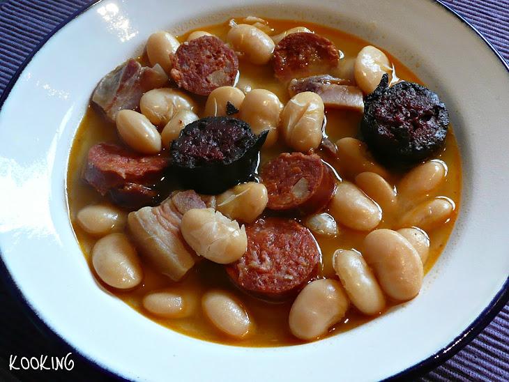 Asturian Pork and Beans Recipe