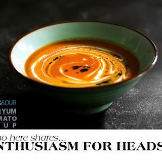 Tummy Yumyum Tomato Soup