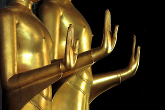 Photo: Buddha hands