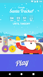 Google Santa Tracker APK screenshot thumbnail 1