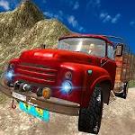 Offroad Cargo Truck Driver 2017: Driving Simulator Icon