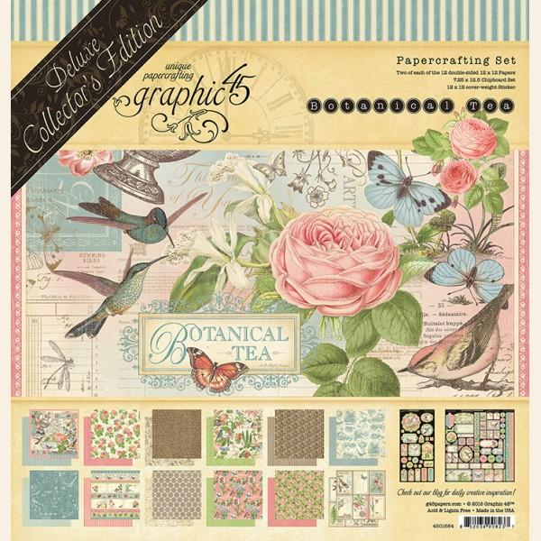 Botanical Tea - Deluxe Collector's Edition
