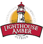 Cheboygan Lighthouse Amber