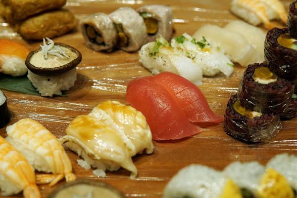 欣葉日本料理健康店。壽司、燒肉美味餐點吃到飽的CP值超高自助餐BUFFET推薦