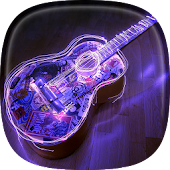 Acoustic Guitar Live Wallpaper
