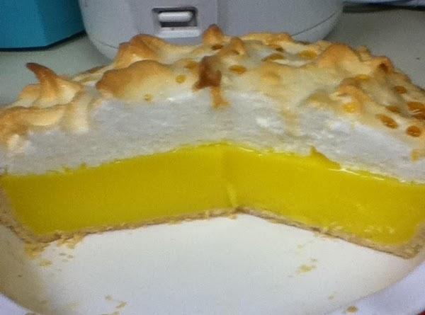 Mile High Lemon Pie (jello Easy) Recipe