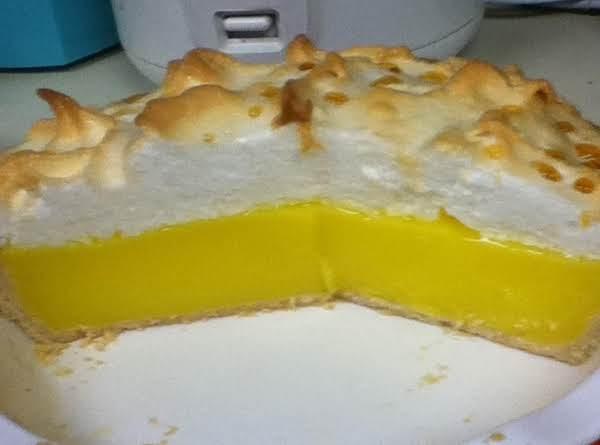 Mile High Lemon Pie (jello Easy)