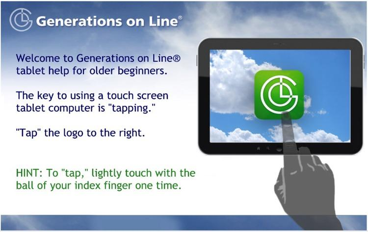 Generations on Line For Tablet- screenshot