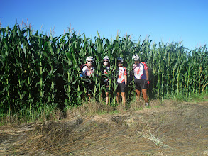 Photo: July 18 Mitchell to Sioux Falls SD 70 miles