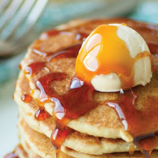 Gluten-Free Dairy-Free Egg-Free Pancakes Recipe