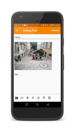 Blogger Pro Free - The ultimate Blogger client 2.1.3 screenshots 2