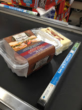 Photo: I got the Castle Wood Swiss cheese along with the variety pack at Sam's Club