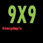 Everyday's Multiplication