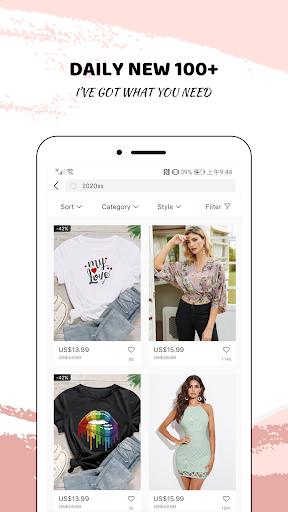 YOINS-fashion clothing-your wardrobe 6.3.2 screenshots 7