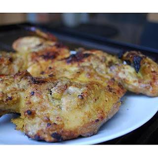 Spicy Cumin Chicken