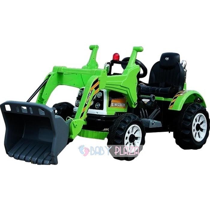 Xe điện công trình dành cho bé JS328A 6
