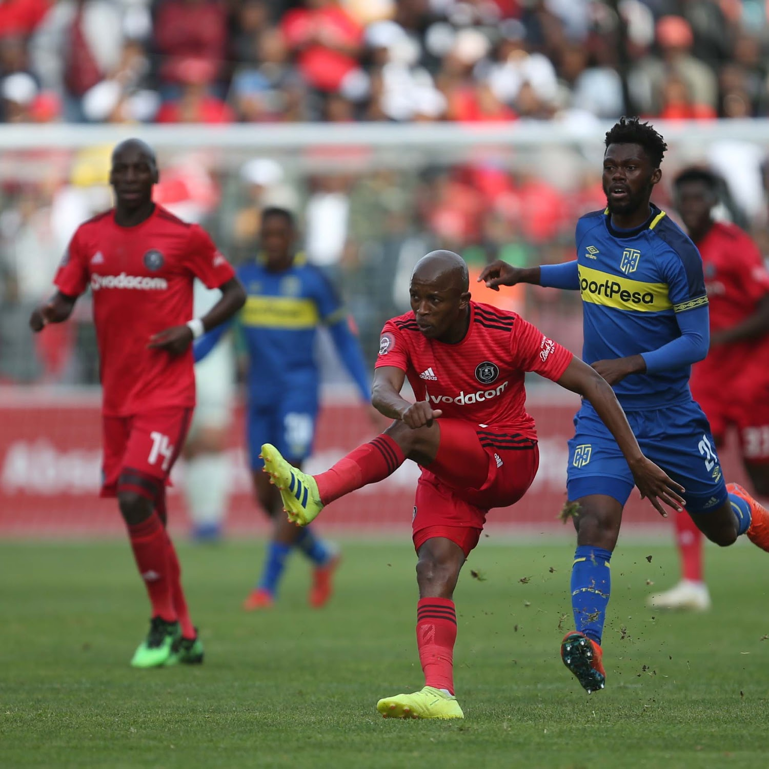 Orlando Pirates Title Hopes Suffer A Blow After Draw Against Cape Town City