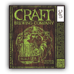 Craft Brewing Company Warlock IPA