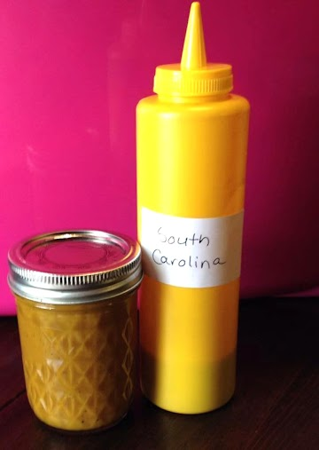 South Carolina Style Barbecue Sauce Recipe