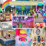 Birthday Party Ideas Videos Icon