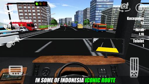 Telolet Bus Driving 3D 1.2.5 screenshots 7