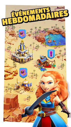 Code Triche Empire: Age of Knights APK MOD screenshots 5