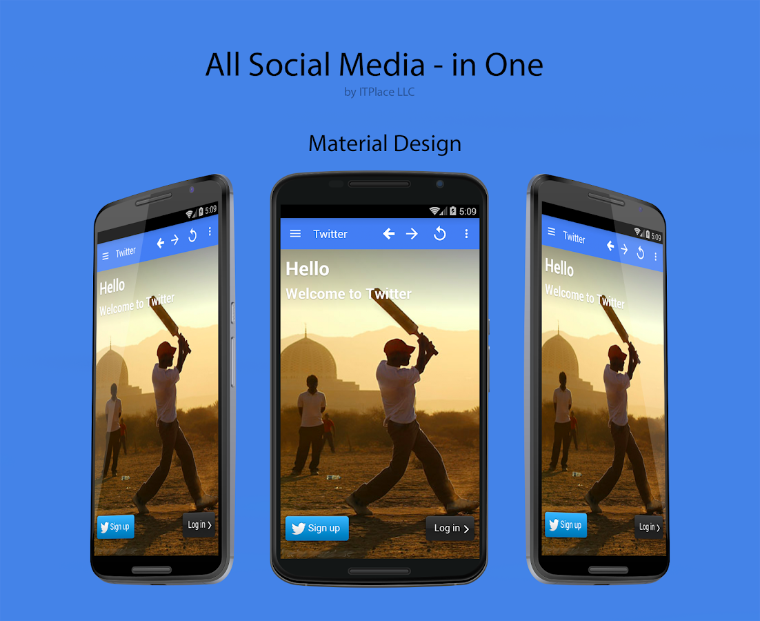 Media apps android