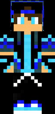 藍藍的衣服