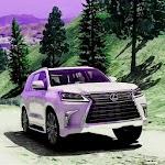 Offload LX Car Driving Simulator:Cruiser Drive 3D icon