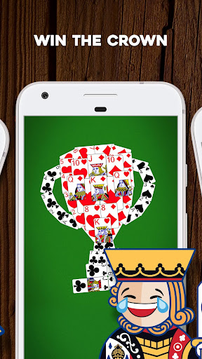 Crown Solitaire: A New Puzzle Solitaire Card Game 1.6.1.1654 screenshots 3