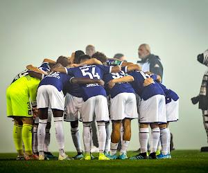 Le Standard et Anderlecht à l'amende