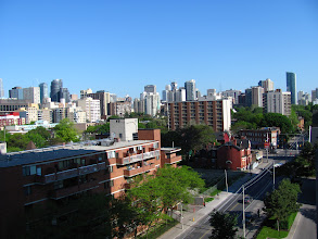 Photo: вид с балкона вправо