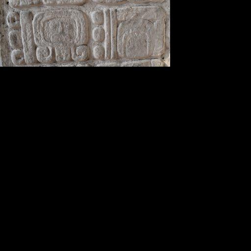 Maya Calendar Round date on Stela C, Quiriguá — Google Arts