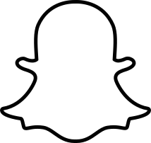Snapchat 標誌