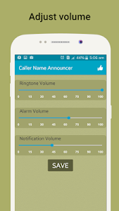 Caller Name Announcer - Free screenshot 7