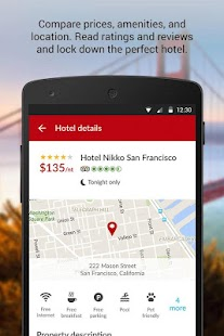 Hotwire Hotel & Car Rental App- screenshot thumbnail