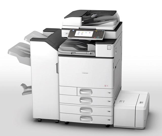 Đơn vị Bán máy photocopy RICOH cho văn phòng
