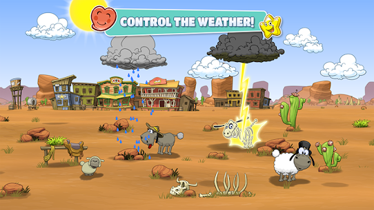 Clouds & Sheep 2 Mod Apk (Unlimited money) 5