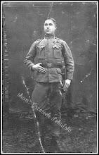 Photo: Żołnierz C.K. Armee - najprawdopodobniej rok 1916-1918