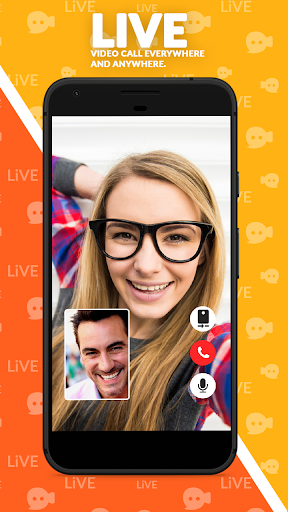 Random Live Chat: Video Call - Talk to Strangers 1.1.11 screenshots 3